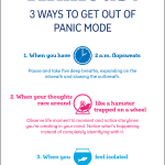 Get out of Panic Mode