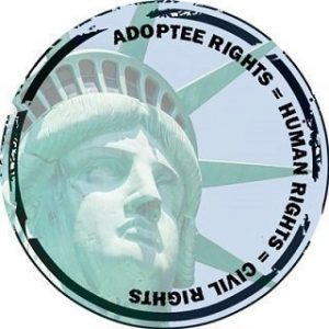 Adoptee Rights = Human Rights = Civil Rights