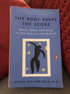 Body keeps the score